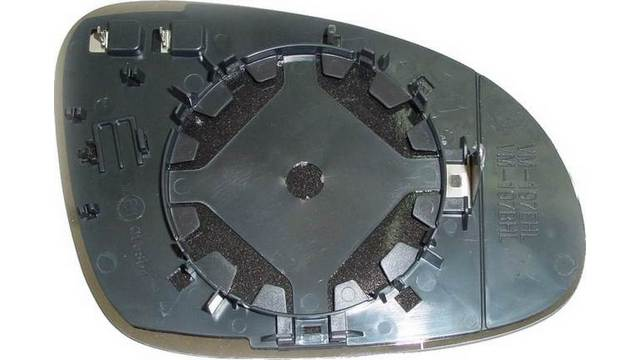 Espejo Cristal + Base Derecho Volkswagen Sharan (2004-2010)