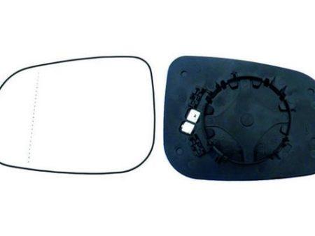 Espejo Cristal + Base Derecho Volvo C30 (2010-2012)