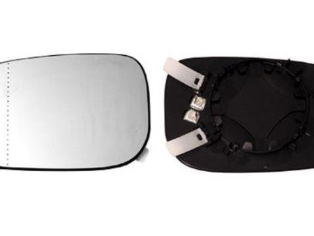 Espejo Cristal + Base Derecho Volvo C30 (2006-2009)