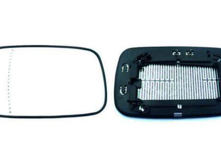 Espejo Cristal + Base Derecho Volvo V50 (2004-2007)