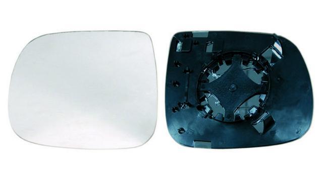 Espejo Cristal + Base Izquierdo Audi Q5 año 2008 a 2019