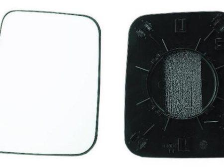 Espejo Cristal + Base Izquierdo Fiat Fiorino (1997-2007)   31084365
