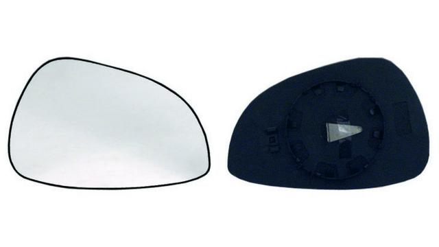 Espejo Cristal + Base Izquierdo Ford Fiesta (2008-2012)