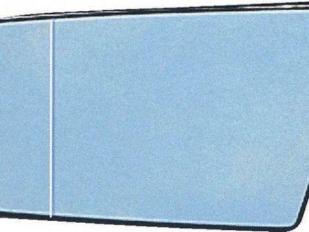 Espejo Cristal + Base Izquierdo Mercedes W140 S (1991-1998) | 31502021