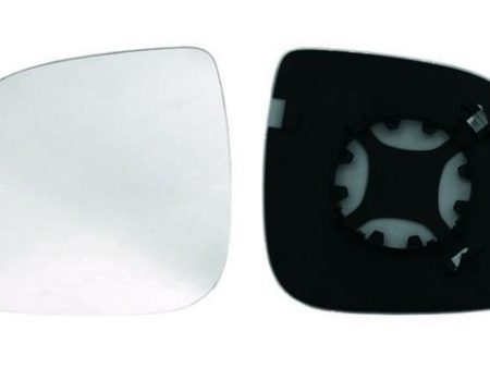 Espejo Cristal + Base Izquierdo Volkswagen Amarok (2011-2018)