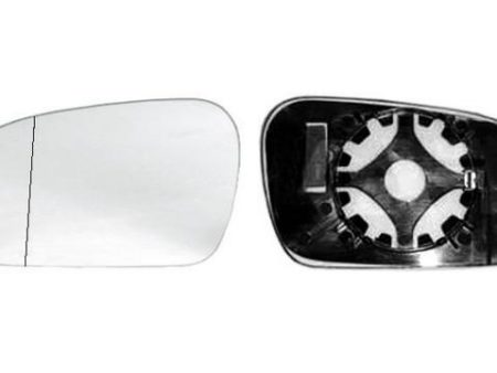 Espejo Cristal + Base Izquierdo Volkswagen Fox (2005-2010)