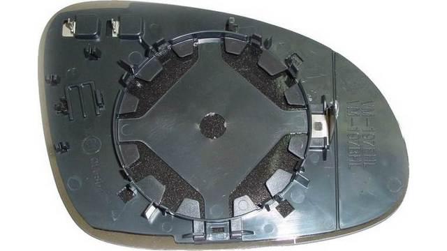 Espejo Cristal + Base Izquierdo Volkswagen Jetta (2005-2010)