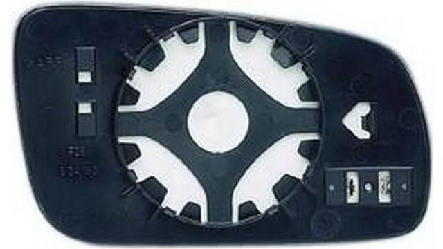 Espejo Cristal + Base Izquierdo Volkswagen Lupo (1999-2001)