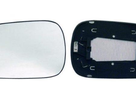 Espejo Cristal + Base Izquierdo Volvo XC70 (2002-2007) / XC90 (2003-2006)