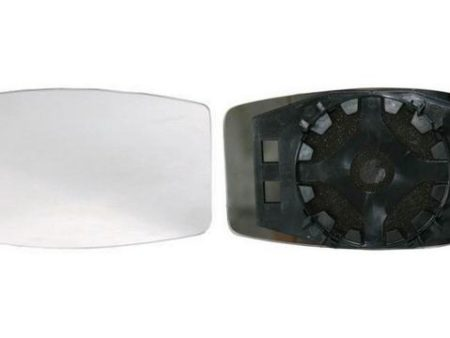 Espejo Cristal + Base Reversible Izdo=Dcho Fiat Punto (1999-2003) | 31304139