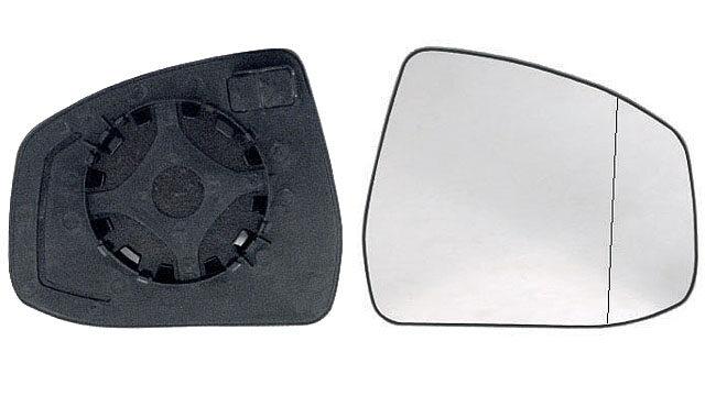 Espejo Cristal + Base Derecho Ford Focus (2007-2012)